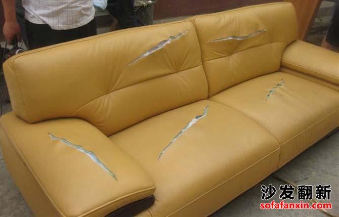 沙发翻新时间